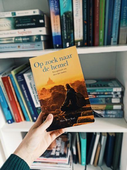 Review 'Op zoek naar de hemel – Hans PeterRoel'