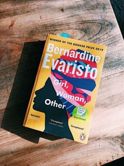 Review 'Girl, Woman, Other – BernardineEvaristo'
